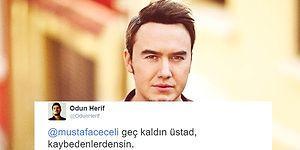 Darbe Girişimine Tepkisini Geç Gösteren Mustafa Ceceli'ye Sosyal Medyadan Tepki Yağıyor!