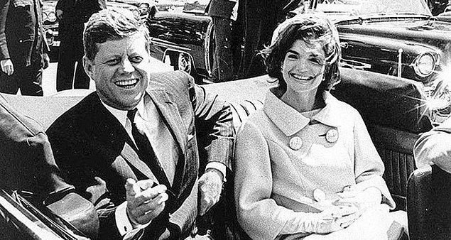 31. ABD başkanlarından John Fitzgerald Kennedy'e suikast düzenleyerek öldüren kimdir?