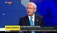 Kılıçdaroğlu: 'Darbe Girişimi Olmasaydı TRT Bize Konuşma Şansı Verir miydi?'