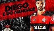Fenerbahçe ile Yolları Ayrılan Diego Ribas Flamengo'da!