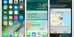 Sonbahara Apple Damga Vuracak! İşte iOS 10'un Çok Seveceğiniz 15 Yeni Özelliği