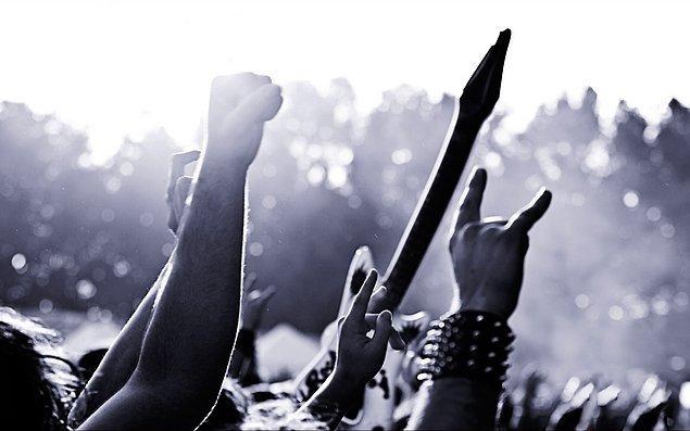 Metal müziğin mutluluğu
