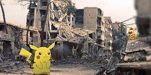 Suriyeli Çocuklardan Pokemonlu Çağrı: Bizi Görün!