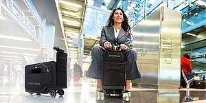 Artık Siz Onu Değil, O Sizi Taşıyacak! Dünyanın İlk Motorize Bavulu Modobag