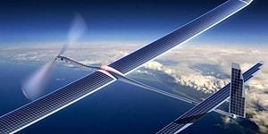 Facebook'un Güneş Enerji Sistemli İlk Uçağı Test Uçuşunu Yaptı!