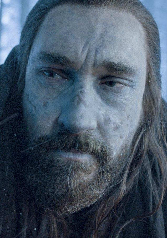 5. Benjen Stark - Joseph Mawle