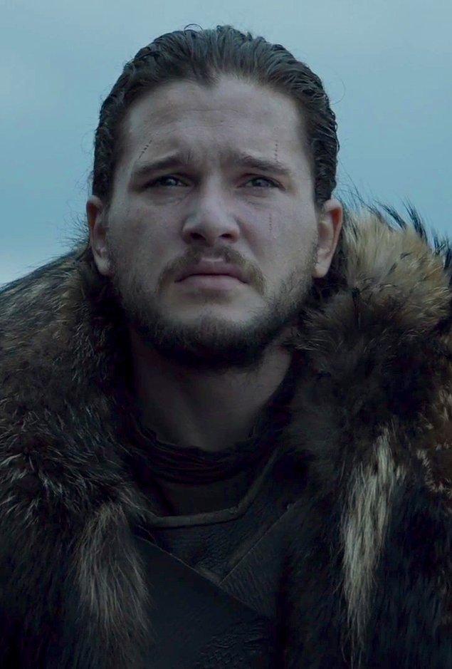21. Jon Snow - Kit Harington
