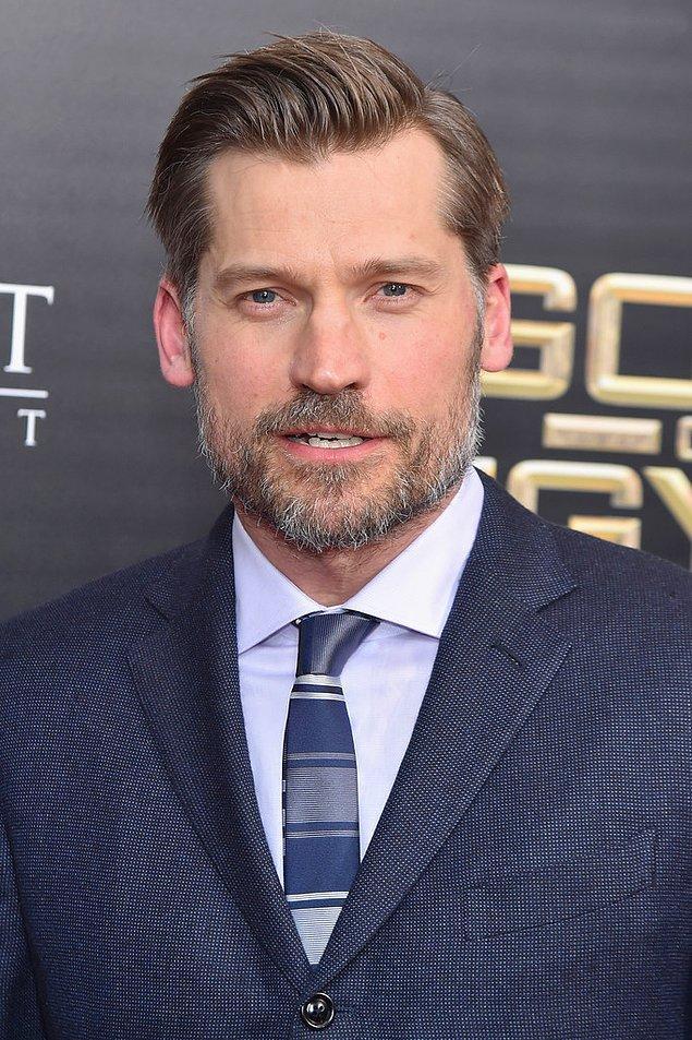 19. Jaime Lannister - Nikolaj Coster-Waldau