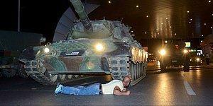 O Gece Tankın Önüne Yatan Adam Konuştu: 'Yine Olsa Yine Yaparım'