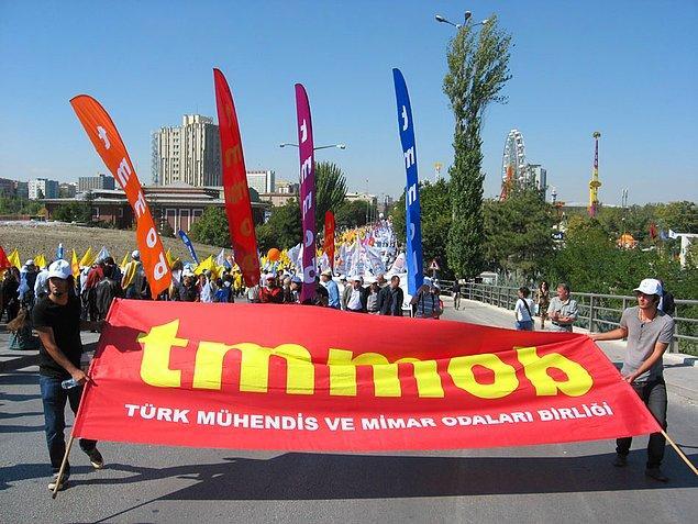 TTB, TMMOB, KESK, Birleşik Haziran ve Halkevleri de Taksim'de olacak