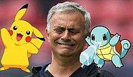 Mourinho, Oyuncularına Pokemon Go'yu Yasakladı
