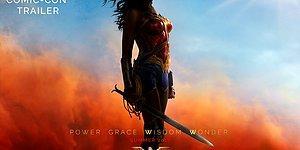 Merakla Beklenen Wonder Woman Filminin İlk Fragmanı Yayınlandı!