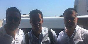 Beşiktaş'ın Anlaşmaya Vardığı Adriano İstanbul'a Geldi