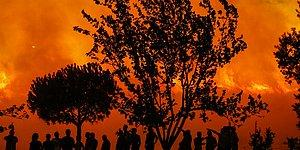 İzmir Buca'daki Yangın Kontrol Altına Alındı