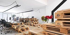 Уютный офис своими руками - легко, просто, с запахом дерева