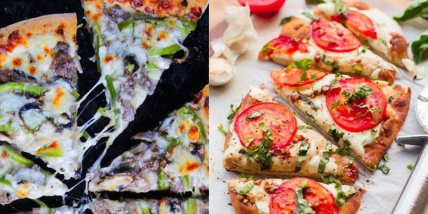 Pizza Aşkınızı Eve Taşımaya Ne Dersiniz? İşte Ev Yapımı 13 Pizza Tarifi