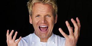 Mutfakların Zebanisi Olarak Bilinen Gordon Ramsay ile İlgili Bilmediğimiz 14 Şey