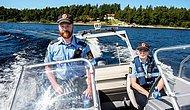 Can Yeleği Giymediği İçin Kendine Ceza Kesen Norveçli Polis