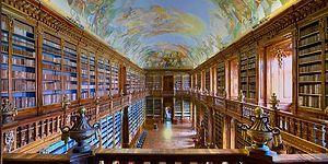 Çek Kitap Cumhuriyeti: Okuldan Çok Kütüphane Var
