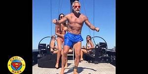 Энергичный танец итальянского миллионера набрал более 1,3 миллиона просмотров