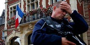Fransa'da Kiliseye IŞİD Saldırdı, Rahip Öldürüldü