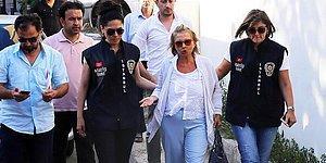 Bodrum'da Gözaltına Alınan Nazlı Ilıcak İstanbul'da