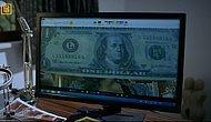 Kurtlar Vadisi Pusu'da Yayınlanan 1 Dolar Sahnesi