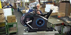 Spor Salonlarının Vazgeçilmezi Egzersiz Bisikleti Nasıl Üretilir?