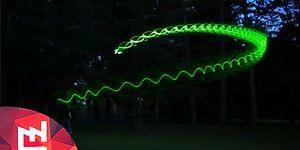 Karanlıkta Parlayan Bumerang Nasıl Yapılır?