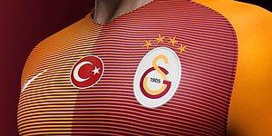 Galatasaray'ın 2016-2017 Sezonu Formaları Tanıtıldı