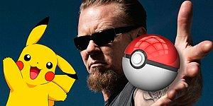 Pokemon Şarkısını Bir de Metallica'dan Dinleyin!