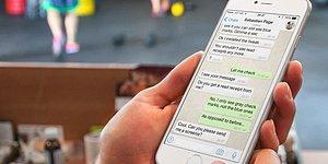 'WhatsApp'ta Silinen Mesajlar Tamamen Silinmiyor'