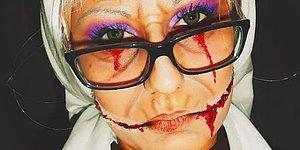 Korku Makyajı Kategorisinin Bilinen Tek Türk Temsilcisi Seçil Aşık'tan 16 Ürkütücü Makyaj