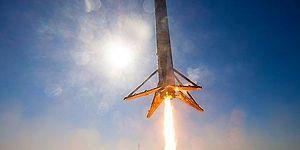 SpaceX Yeryüzüne İndirdiği Roketini Yeniden Ateşledi
