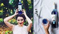 Beyaz, Kırmızı Hatta Pembe Derken Sıra Mavi Şarapta! Çünkü Neden Olmasın?