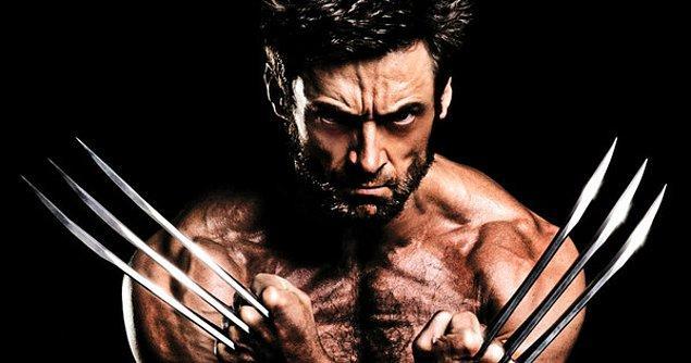 """""""Wolverine derler bana, pençelerim vardır benim."""""""
