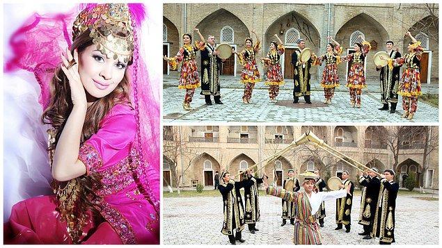 1. Özbekistan