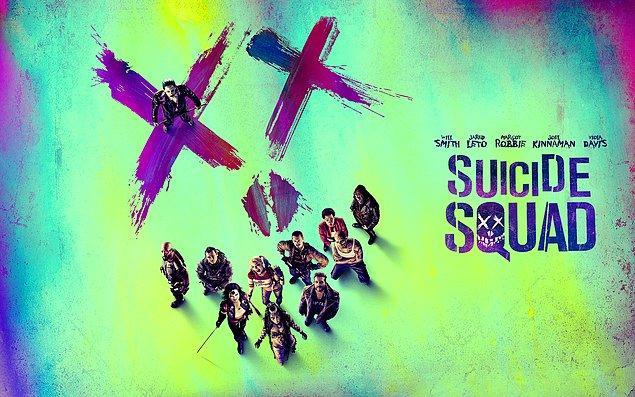 1. Suicide Squad