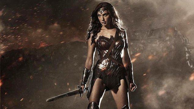 4. Wonder Woman