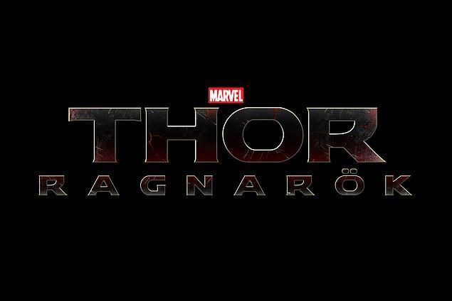 7. Thor 3: Ragnarök