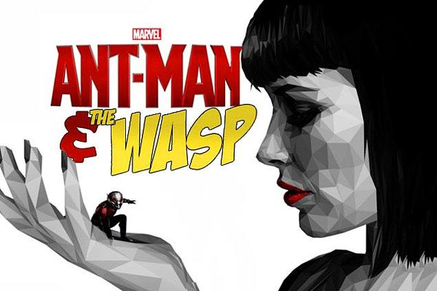 12. Ant-Man And The Wasp