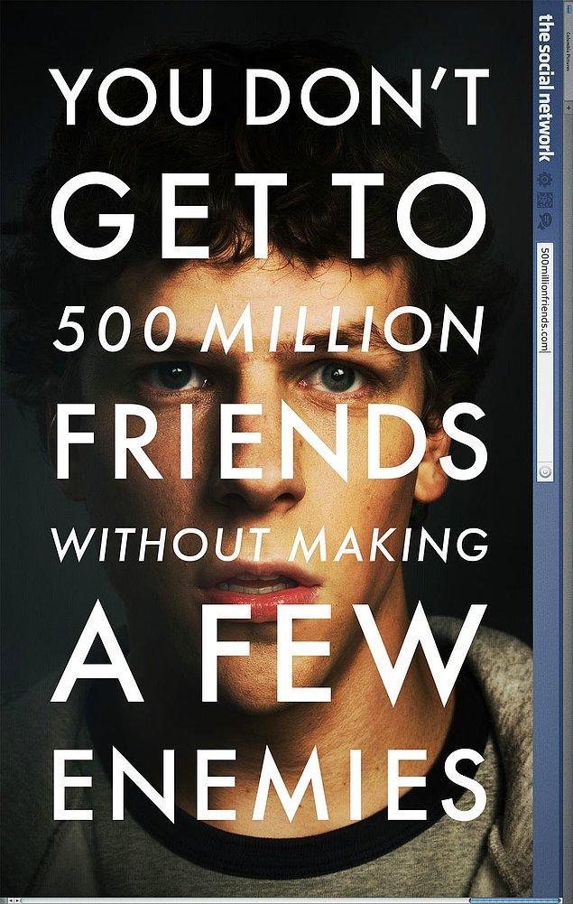 2. Sosyal Ağ - The Social Network (2010)