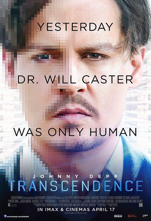 8. Evrim - Transcendence (2014)