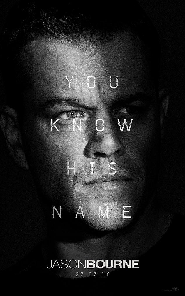 10. Jason Bourne (2016)