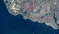 NASA Astronotu İstanbul Boğazı'nın Uzaydan Çekilen Görüntülerini Paylaştı