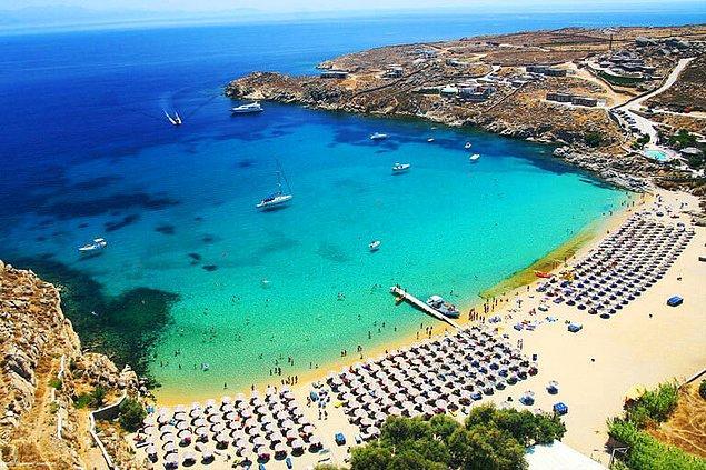 3. Paradise Beach