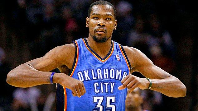 1. Kevin Durant