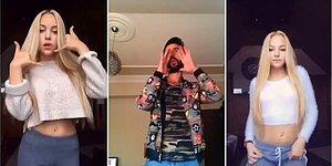 Instagram'dan Bulduğu Seksi ve Popüler Kızların Danslarını Taklit Eden Adamdan 10 Video