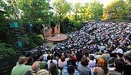 Doğayla Sanat İç İçe: Regent's Park Açık Hava Tiyatrosu