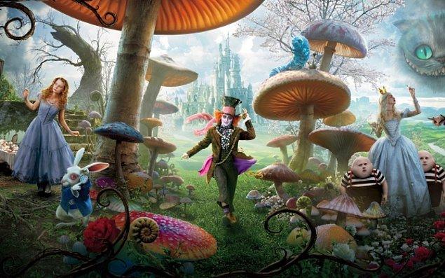 9. Harikalar Diyarı - Alice Harikalar Diyarında